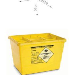 Odpadové nádoby na biologický odpad SB
